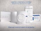 Sentio – nový systém regulace podlahového topení od Wavinu