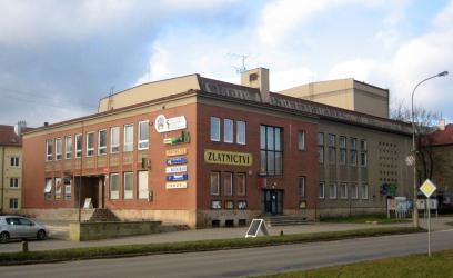 Kulturní a společenské centrum v Kuřimi