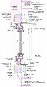 Schéma systému DAFE PUREX COMFORT