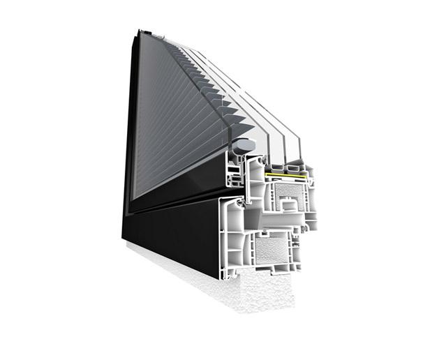 Okna DAFE-PLAST pro pasivní domy