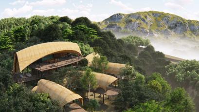 Sinharaja Exploratorium – přírodovědné výzkumné centrum v Kudawě na Srí Lance