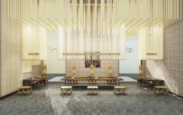 Initial noodle – Návrh regionálního kulturního muzea výroby nudlí