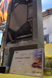 Schiedel získal na veletrhu For Arch cenu Grand Prix za větrací jednotku KombiAir