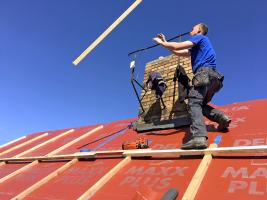 Na střeše v bezpečí, MD střechy Kamenice nad Lipou