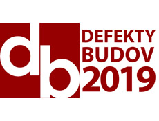 Pozvánka na konferenci Defekty budov 2019