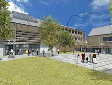 Radotín chystá výstavbu víceúčelového objektu za 110 miliónů