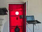HELUZ nabízí změření vzduchotěsnosti obálky domu z cihel HELUZ pomocí blower-door testu