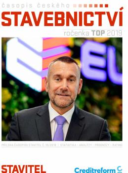 Časopis českého stavebnictví – ročenka 2019