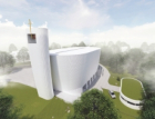 V Neratovicích se připravuje stavba kostela od architekta Zdeňka Fránka