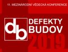 Konference Defekty budov 2019
