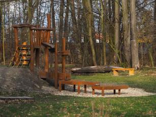Park Hrabovjanka, foto Jana Batelková a Jana Václavíková