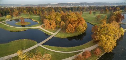 Stromovka Praha, foto Lubomír Stibůrek