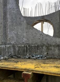 Stav betonů po odbednění