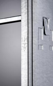 Jak správně výškové usadit stavební pouzdro pro dveře