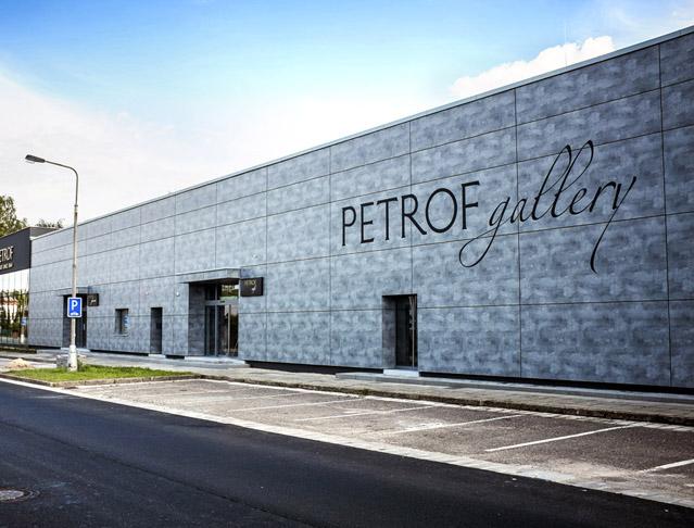 Petrof Hall v Hradci Králové
