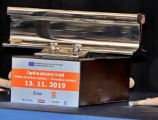 Začala modernizace železnice mezi pražským Smíchovem a Radotínem