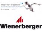 Wienerberger se účastní festivalu Týden vědy a techniky