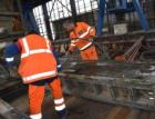 V Třineckých železárnách vyvinuli těžký beton z vedlejších produktů hutní výroby
