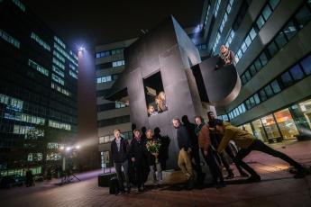 Rolling House pro Alenu Šrámkovou, foto Jiří Ryszawy