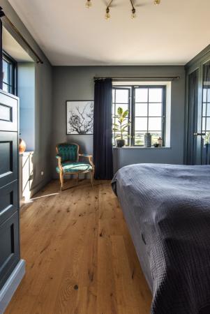 Nová kolekce dřevěných podlah Kährs Canvas – dekor dub tuft