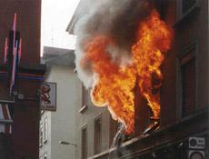 Kontaktní zateplování budov z pohledu defektoskopické praxe – 2. část. Materiálová skladba ETICS a požární bezpečnost zateplené budovy
