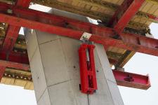Obr. 7: Únosnost jedné kotvy MAT FLEX je až 250 kN
