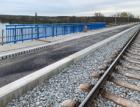 Most ve Štětí odvodněn obrubníkovým systémem MEA DECK