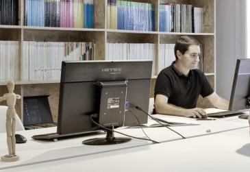 José Amorós Gonzálvez, Estudio Arn Arquitectos
