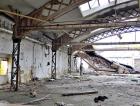 1_Začlenění staré průmyslové haly do objektů Palmovka Open Parku