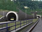 Trať ze Smíchova do Berouna by měla vést tunelem dlouhým 25 kilometrů