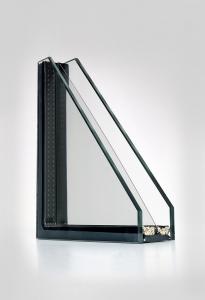 Obr. 4: Nejvíce ekologická jsou izolační skla s meziskelní fólií