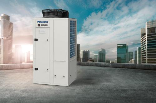 Nové vysoce účinné blokové chladicí jednotky Panasonic ECOi-W