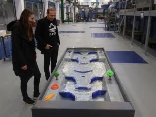 ČVUT zrekonstruovalo Vodohospodářské experimentální centrum Fakulty stavební