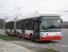 V Brně otevřeli novou trolejbusovou trať a Zábrdovický most