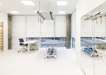 Vybavení lékařských ordinací