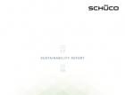 Společnost Schüco vydala svou druhou zprávu o udržitelnosti