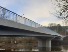 Nový Doubský most v Karlových Varech je hotov