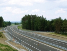 ŘSD otevřelo část D3 Ševětín–Borek
