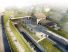 Nádraží Veleslavín bude postaveno podle návrhu studia idhea architekti