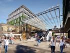 První vizualizace projektu na místě obchodního centra Dornych