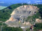 MŽP povolilo výjimku nutnou pro obnovení těžby čediče na Tlustci