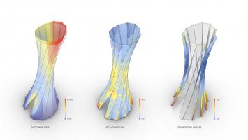 Obr. 1: Modelování konstrukce