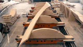 Obr. 5: Výroba konstrukčních prvků