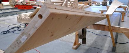 Obr. 6: Výroba konstrukčních prvků