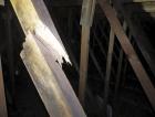 Praktické příklady sanace dřevěných střešních konstrukcí