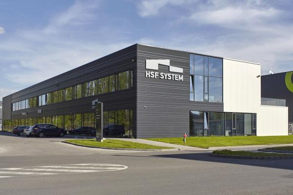 Nové sídlo společnosti HSF System