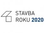 Soutěž Stavba roku 2020 otevřela přihlášky