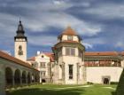 Vítězem výběrového řízení na stavební obnovu zámku Telč je Geosan