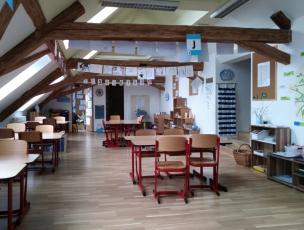 Základní a Mateřská škola v Chotýšanech