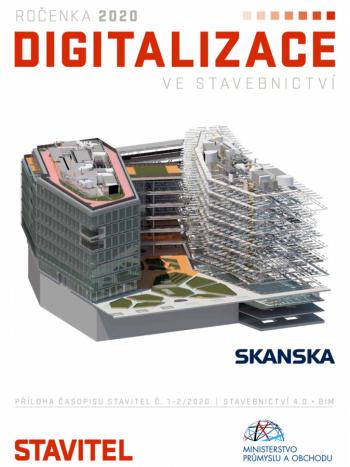 Ročenka Digitalizace ve stavebnictví